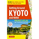 Getting around Kyoto and Nara―pocket atlas and transpor