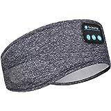 Lavince Sleep Headphones Bluetooth Sports Headband, Wireless Sports Headband Headphones with Ultra-Thin HD Stereo Speakers Pe