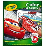 Crayola Colour & Sticker Book 25cm x 22cm
