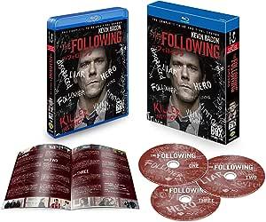 ザ・フォロイング 〈ファイナル・シーズン〉 コンプリート・ボックス(3枚組) [Blu-ray]