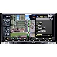 パイオニア カーナビ カロッツェリア 楽ナビ 7型ワイド AVIC-MRZ009 Bluetooth/DVD/CD/SD