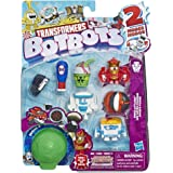 Transformers E4148AS00 Toys Botbots Series 2 Swag Stylers 8 Pack - Mystery 2-in-1 Collectible Figures! Kids Ages 5 & Up (Styl