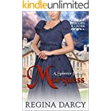 A Spinster for the Marquess (Rogues and Laces)