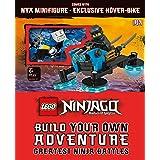 Lego Ninjago Build Your Own Adventure Greatest Ninja Battles: With Nya Minifigure and Exclusive Hover-Bike Model