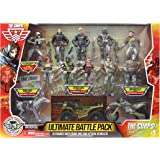 The Corps Special Forces Action Figures & Vehicle Deluxe Playset (Packaging & Colors May Vary)