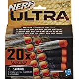 NERF - Ultra 20 Dart Refill Pack -- The Farthest Flying NERF -