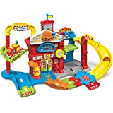 VTech FBA_80-503900 Smart Wheels Save the Day Fire Station