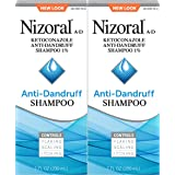 Nizoral Anti-Dandruff Shampoo, 7 Fl Oz (Pack of 2)