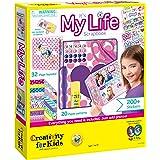 Faber-Castell CK1011 Creativity for Kids It's My Life Scrapbook Kit