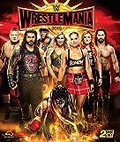 WWE レッスルマニア35 Blu-ray リージョンA(国内プレーヤーで再生可能)※日本語字幕なし 【カートアングル引…