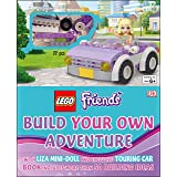 LEGO FRIENDS: Build Your Own Adventure: With Lisa Mini-Doll and Exclusive Touring Car