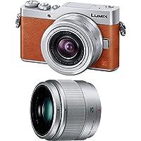 Panasonic Mirrorless Single Lens Reflex Camera DC-GF9Double Zoom Lens Kit, Standard Zoom…