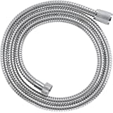 GROHE 28143000 Relexa Longlife Metallic Hose, Starlight Chrome 59 Inch