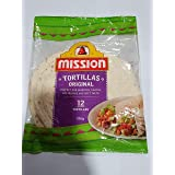 Mission Foods Extra Soft Burrito Tortillas 12 Pack, 576 g