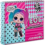 LOL Surprise Advent Calendar #OOTD Outfit of The Day 2020 with Limited Edition Doll and 25+ Surprises Including Outfits, Shoe