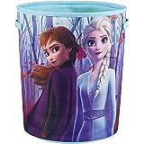 Disney Frozen 2 Circular Storage Bin with Handles, Multi