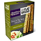 Huntley & Palmer Flat Bread Mixed Herbs, 125g
