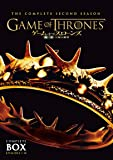 ゲーム・オブ・スローンズ 第二章:王国の激突 DVDセット(5枚組)