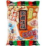 Amanoya Ebi Shrimp Petit Rice Crackers 6Packs, 108 g