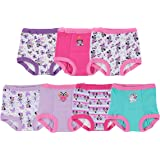 Disney Girls GTP7305 7-Pack Training Underwear - Multi
