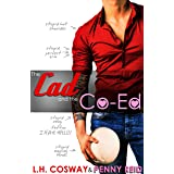 The Cad and the Co-Ed: Secret Baby Sports Romance (Rugby Book 3)