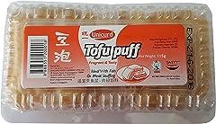 Unicurd Tofu Puff Square, 115g, 10-count - Chilled