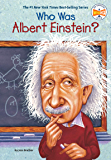 Who Was Albert Einstein? (Who Was?) (English Edition)