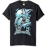 DC Comics Men's Nightwing Logo T-Shirt