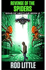 Revenge of the Spiders (Sons of Neptune Book 2) Kindle Edition