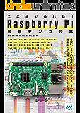 ここまで作れる! Raspberry Pi 実践サンプル集