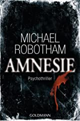 Amnesie: Psychothriller (Joe O'Loughlin und Vincent Ruiz 2) (German Edition) Kindle Edition