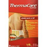 ThermaCare Lower Back & Hip Heatwraps L Xl 8 Hour2Ct