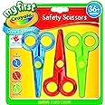 CRAYOLA 81-1323 My First Safety Scissors, Toddler Art Supplies, 3ct , Junior