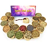 Witchcraft Supplies Herbs for Witchcraft - Dried Herb Kit for Wicca, Pagan and Wiccan Rituals, Altar Supplies, Magic Spells -