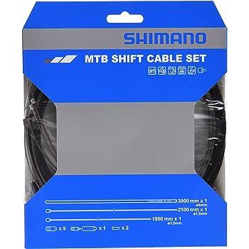 シマノ MTB用SUS ケーブルセット ブラック