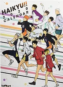 エンスカイ ハイキュー!! 2020年カレンダー CL-18