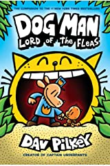 Dog Man: Lord of the Fleas: From the Creator of Captain Underpants (Dog Man #5) Kindle Edition