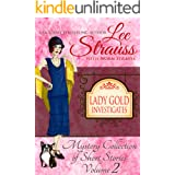 Lady Gold Investigates Volume 2: a Short Read cozy historical 1920s mystery collection