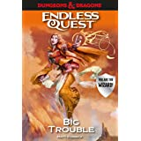 Dungeons Dragons: Big Trouble: An Endless Quest Book