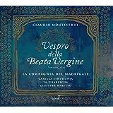 Monteverdi: Vespro della Beata Vergine Venezia, 1610