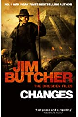 Changes: The Dresden Files, Book Twelve (The Dresden Files series 12) Kindle Edition