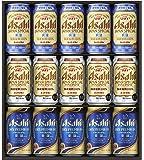 【お中元に】アサヒビール夏限定3種バラエティトリプルセット(JSP-4) [ ビール 350ml×15本 ] [ギフトBox入り]
