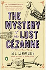 The Mystery of the Lost Cezanne (Verlaque and Bonnet Provencal Mystery Book 5) Kindle Edition