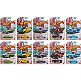ホットウィール(Hot Wheels) テーマオートモーティブ アソート - ホット ピックアップス 【ミニカー10台入り BOX販売】 986Q-GDG44