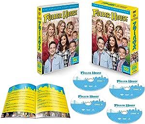 フラーハウス <ファースト・シーズン>コンプリート・ボックス(4枚組) [DVD]