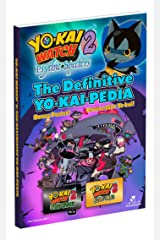 Yo-kai Watch 2: The Definitive Yo-kai-pedia Paperback