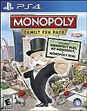 Monopoly Family Fun Pack (輸入版:北米) - PS4 [並行輸入品]
