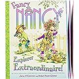 Fancy Nancy: The Wonderful World of Fancy Nancy: 4 Books in 1 Box Set