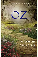 Oz: The Complete Collection Kindle Edition