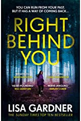 Right Behind You: The gripping new thriller from the Sunday Times bestseller (FBI Profiler Book 7) Kindle Edition